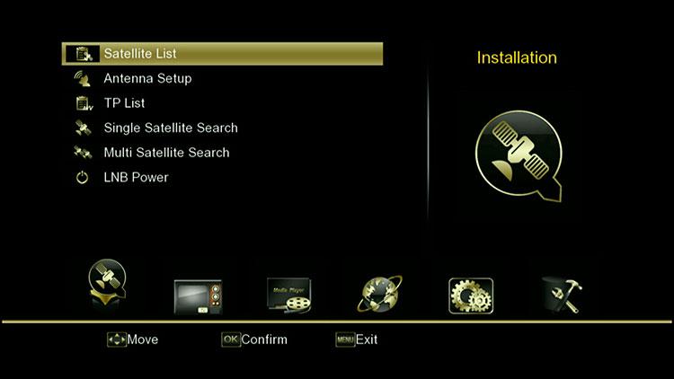 Clytte Europe Cline Server HD V8 Super DVB-S2 4k satellite